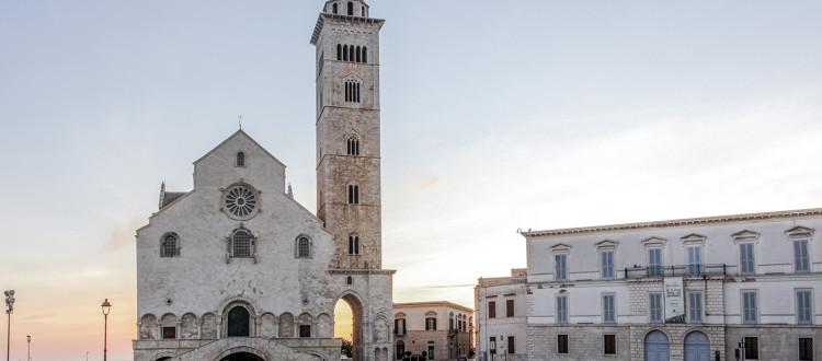Itinerari - Le Cattedrali romaniche - Strada dei Vini DOC Castel del Monte