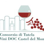 Strada dei Vini DOC Castel del Monte - Logo Consorzio di Tutela